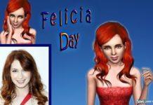 Симка Фелиция Дэй от ОчешуительнаЯ для Sims 3