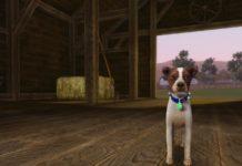 Собака Лапочка для Sims 3