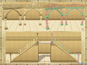 Объекты для строительства от Hekate999 для Симс 3