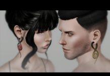 Растяжки под тоннели от LLSIMS для Sims 3