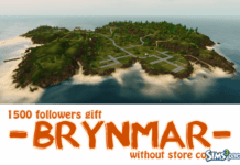 Город Brynmar от SimsOnTheRope для Sims 3