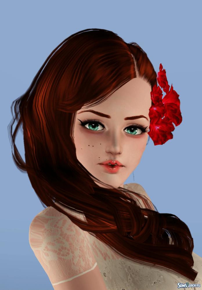 Линзы от Lemonleaf для Sims 3