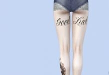 Татуировки от Subpoint для Sims 3