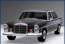 Автомобиль Mercedes-Benz 300 SEL 6.3 для Симс 3