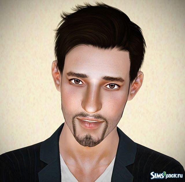 Сим Павел Микус от MAYU для Sims 3