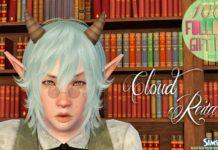 Сим Cloud Reita от igot7deadlysims для Симс 3