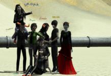 Набор персонажей из Хоумстак от Yowane для Симс 3