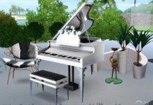 Набор объектов от BuffSumm для Sims 3
