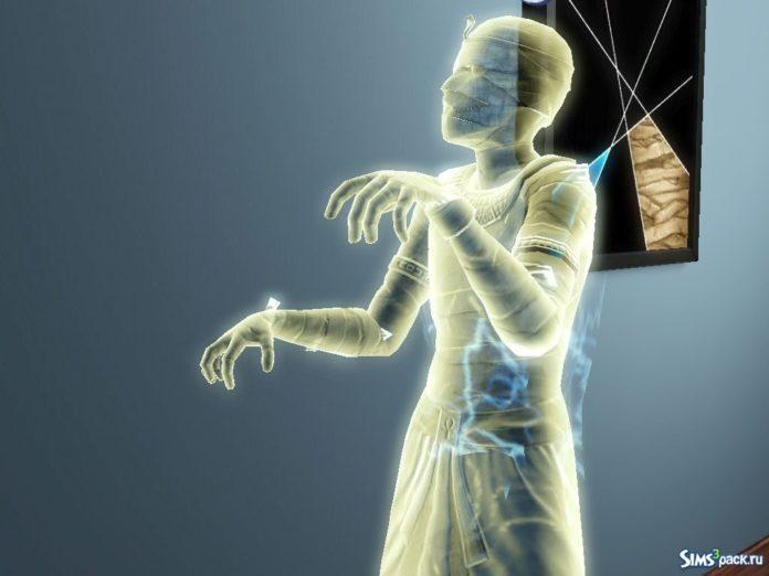Мод SimTransformer для Sims 3