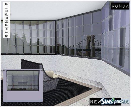 Светлые и тёмные окна от Simenapule для Sims 3