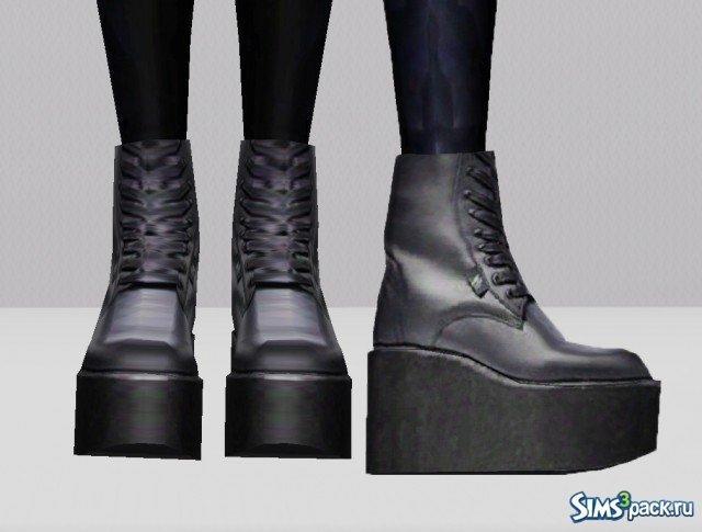 Обувь от KirillSims для Симс 3