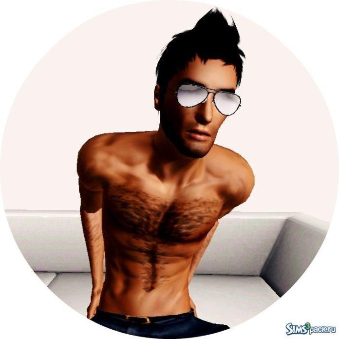Доминик от Heartbeat для Sims 3