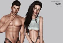 Татуировки от Bill Sims для Sims 3