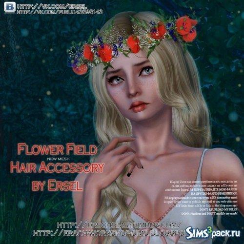 Венок от Ersel для Sims 3