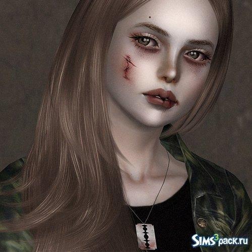 Мёртвая Рут от Tamsin для Sims 3