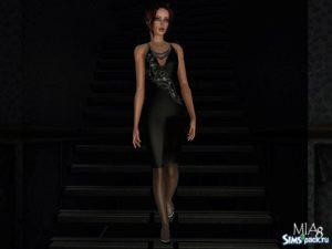 8 поз на лестнице от mia8 для Sims 3