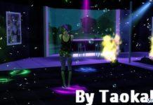 Акеми Огава от Taokaka для Симс 3