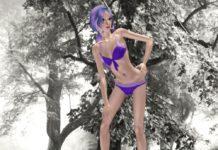 Симка Симона Мун от PartyLady для Sims 3