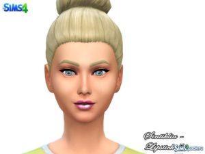 Губная помада №5 от Sintiklia для Sims 4