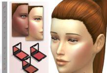Румяна Perfect от altea127 для Sims 4