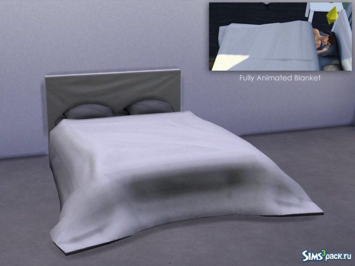 Спальня Kaelan от sim_man123 для Sims 4