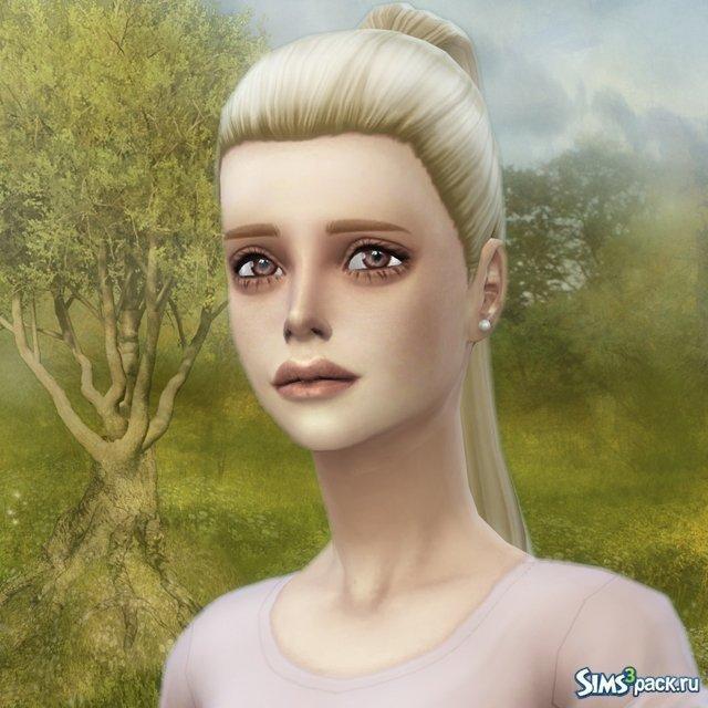 Wendy от Tamsin для Sims 4