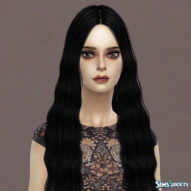 Brooke от Tamsin для Sims 4