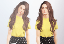 Сет Willow от thatsfetchsims для Симс 3