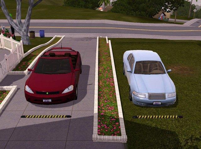 Моды на транспорт в СИМС 4. Создай свой автопарк на заднем дворе!
