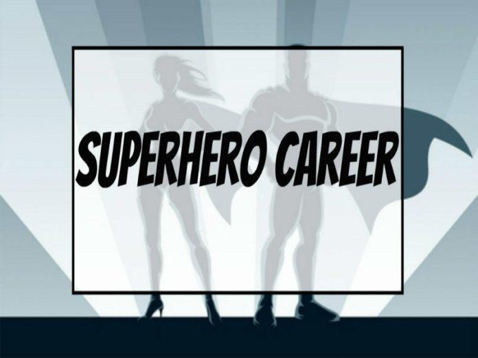 Карьера супергероя Superhero Career by DreadMermaid