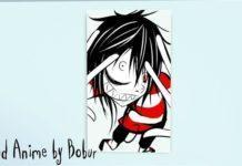 Постер Mad Anime от Bobur для Симс 3
