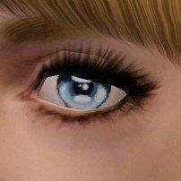 Глаза Amber eye от lchenchenI для Sims 3