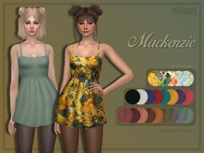 Платье Mackenzie от Trillyke