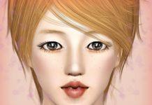 Скин от ANnEV для Sims 3