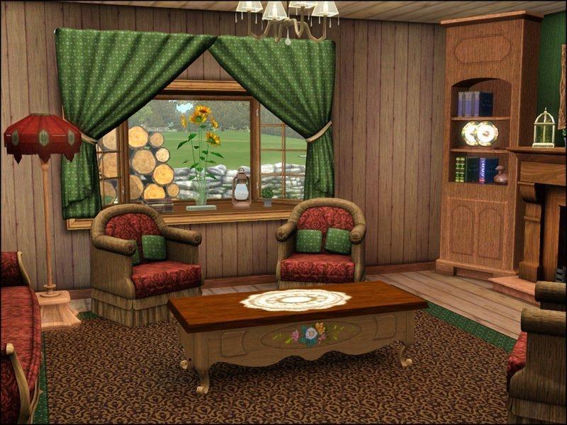 Домик ведьмы от Naday_sims для Sims 3