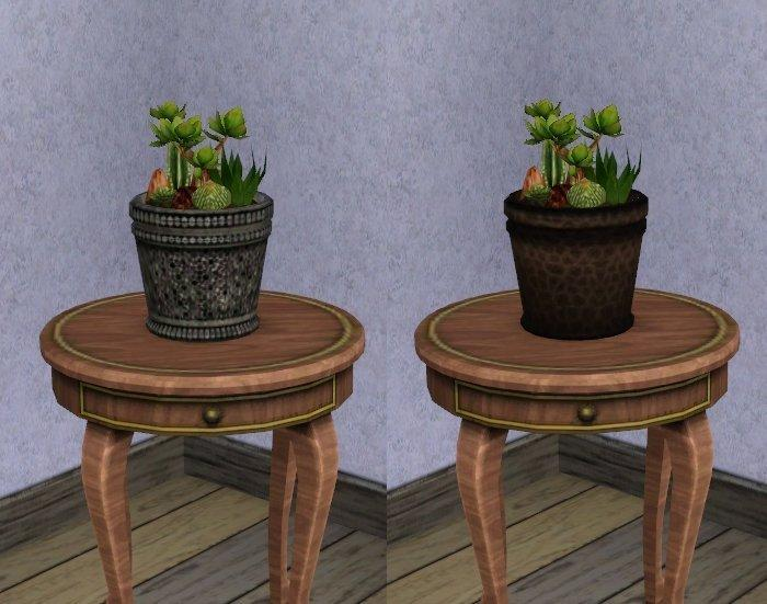 Набор растений от Mutske для Sims 3