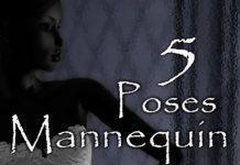 Позы для манекенов от Mia8 для Sims 3
