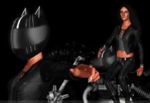 """Набор """"Motocat"""" от Shushilda для Sims 3"""