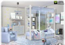 Детская комната Aravels от jomsims для Sims 4