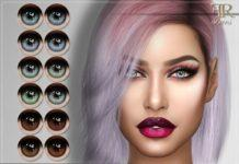 Глаза №27 от FashionRoyaltySims для Sims 4