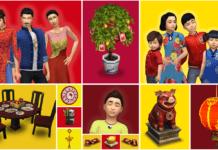 В честь китайского Нового года появилось обновление для игры The Sims 4 до версии 1.49.65 от 05.02.2019.