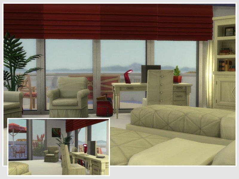 """Вилла """"Покой"""" от philo для Sims 4"""