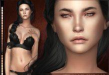 Женский скин № 18 от RemusSirion для Sims 4