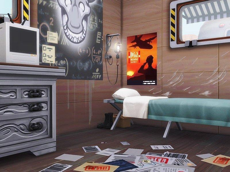 Трейлер от MychQQQ для Sims 4