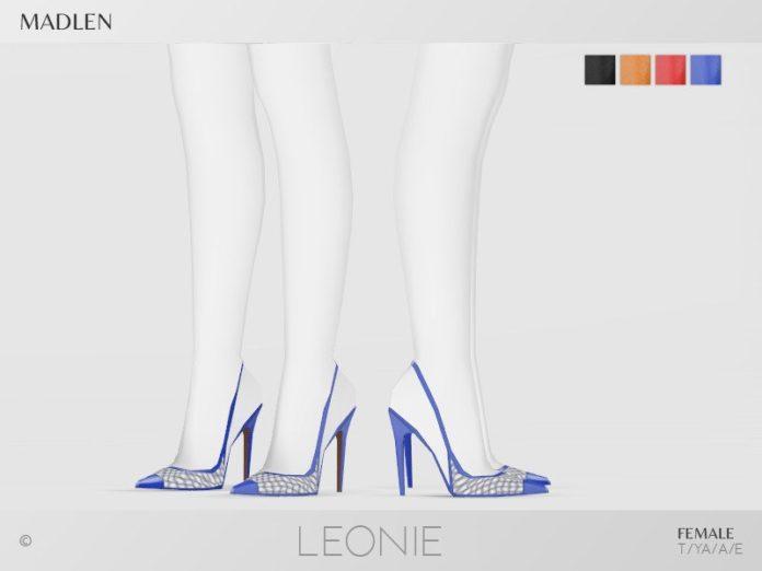Туфли Leonie от MJ95 для Sims 4