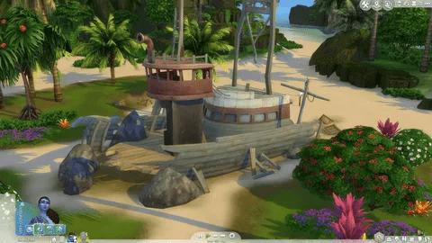 The Sims 4: Жизнь на острове: Обзор