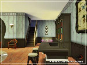 Сказочный дом от Danuta720 для Sims 4