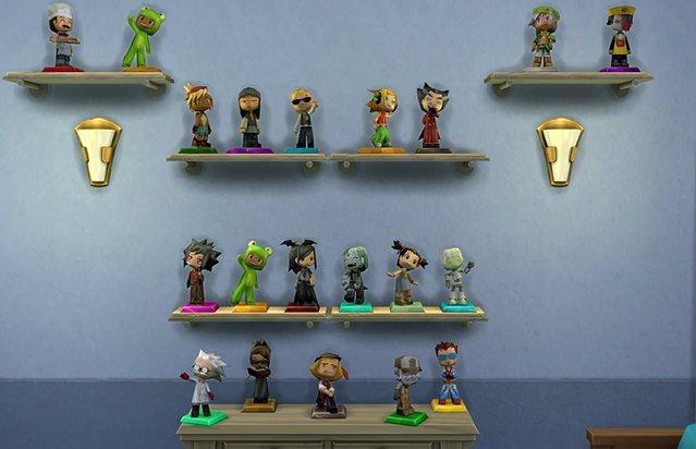 Необычные комбинации черт характера Sims 4