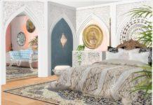 Восточная спальная от Severinka для Sims 4