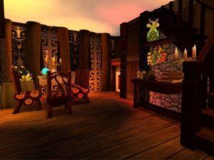 Дом «Усадьба ведьмы» от Sarina_Sims для Sims 4